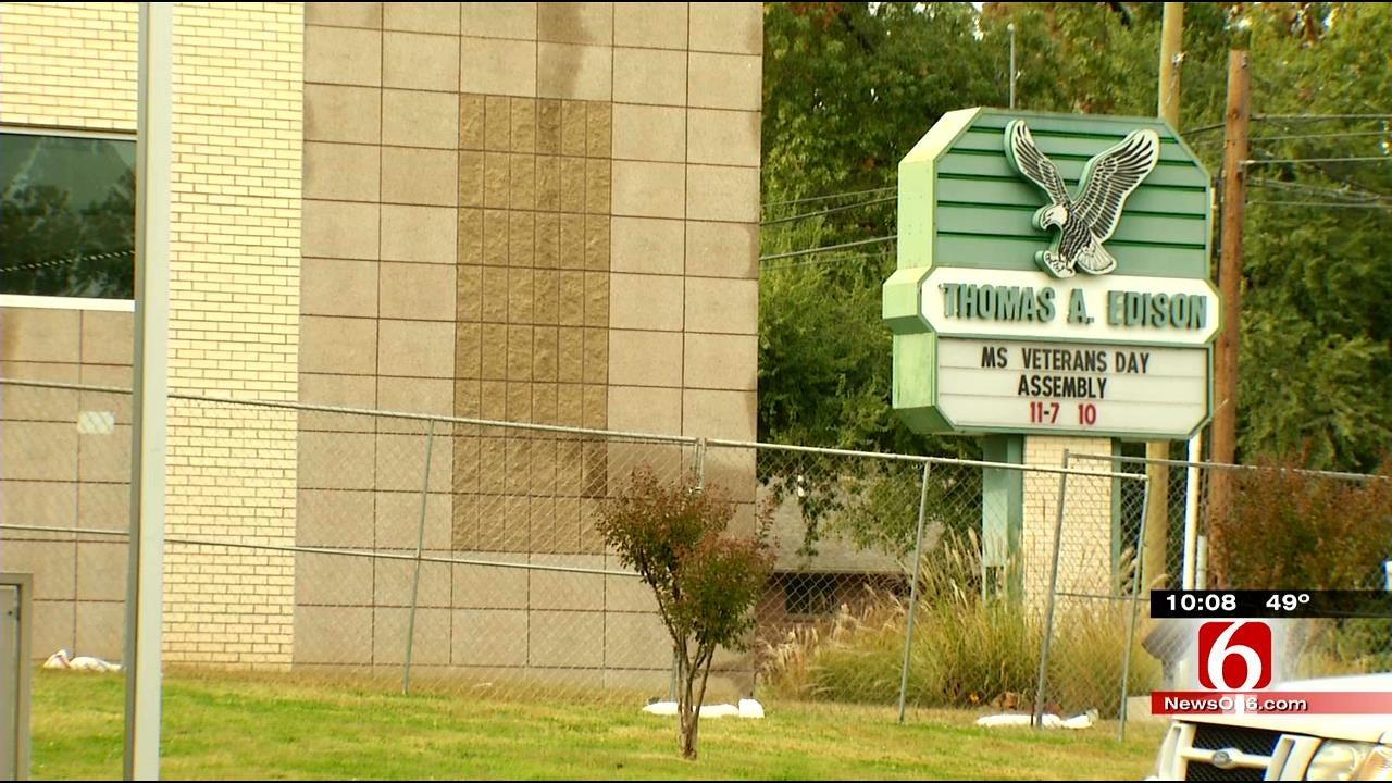 TPS To Start $6 Million Expansion On Edison High School