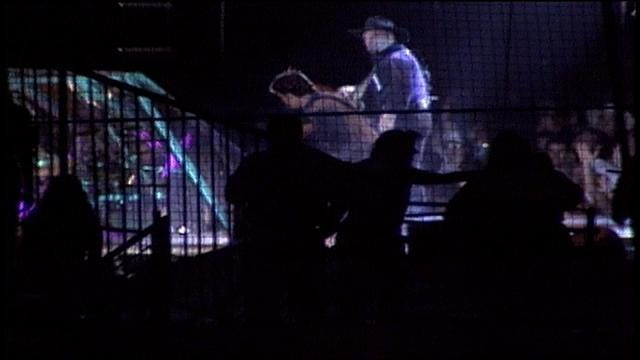 WEB EXTRA: Video From Garth Brooks' 1997 Concert At The Old Tulsa Driller's Stadium