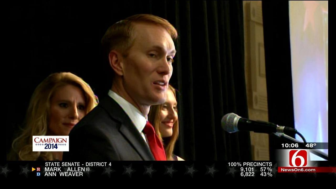 Congressman James Lankford Wins U.S. Senate Seat