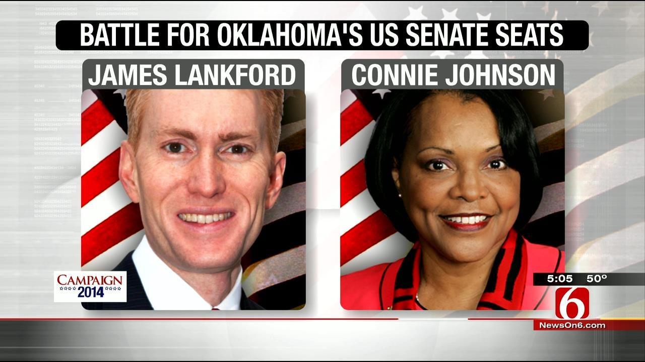 Oklahomans To Decide Two U.S. Senate Races