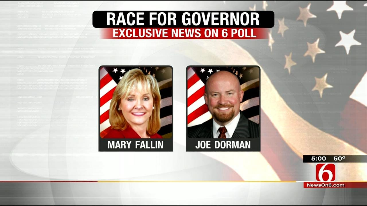 Candidates For Oklahoma Governor Awaiting Election Results