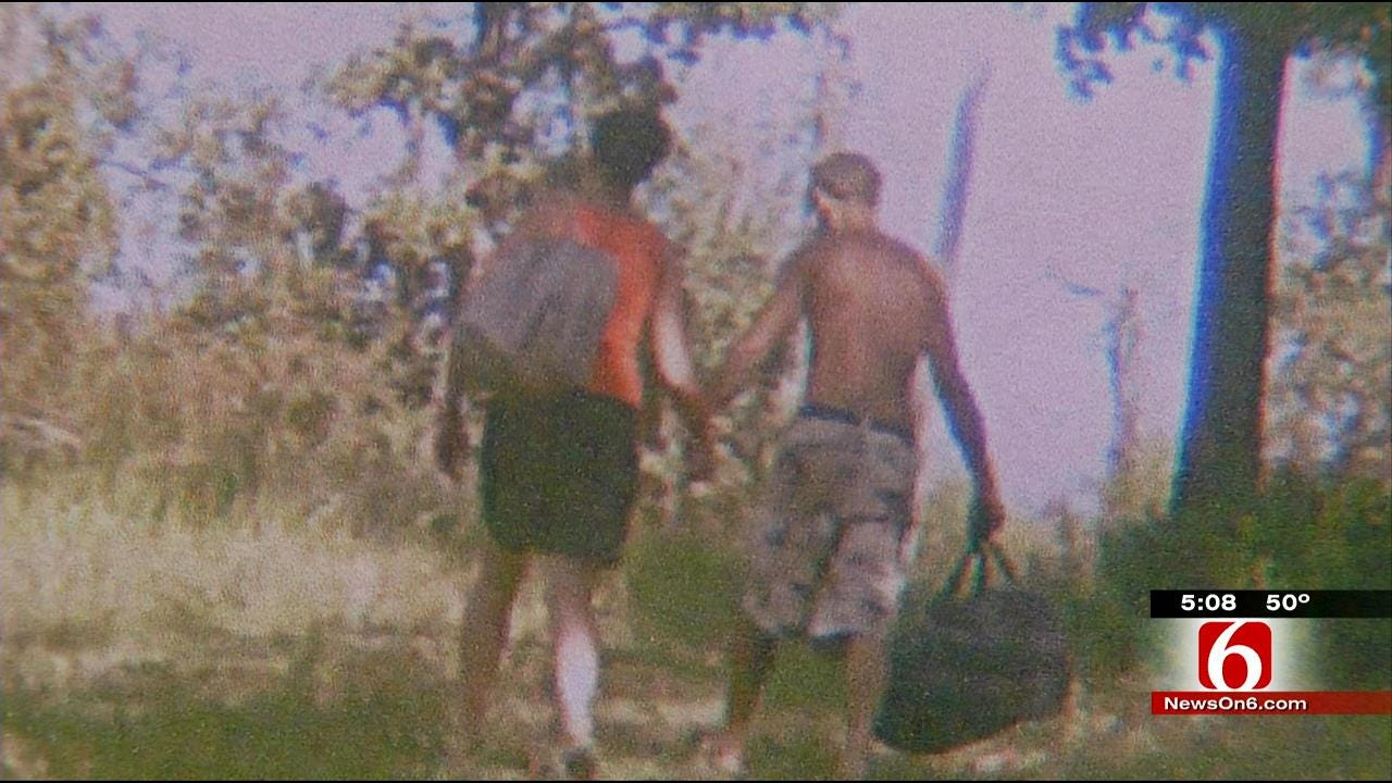 Homeowner Sets Up Cameras, Catches Suspected Cherokee County Thieves