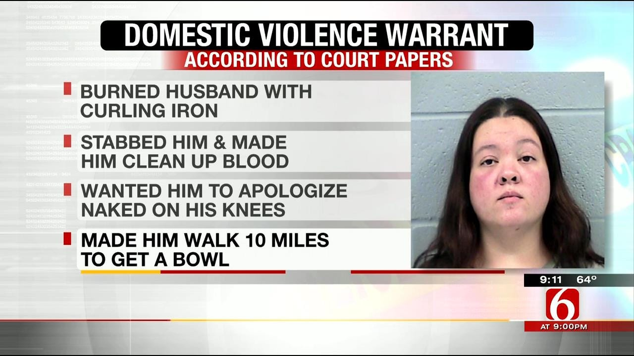 Rogers County Woman Accused Of Domestic Abuse, No-Shows In Court