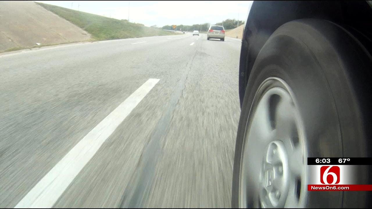 Orange Barrels To Return To Tulsa's I-244 Starting In 2015
