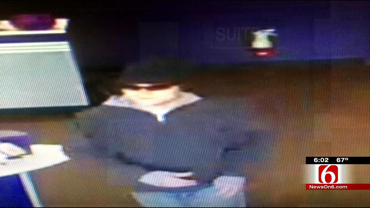 Police Believe One Man Responsible For Several Green Country Robberies