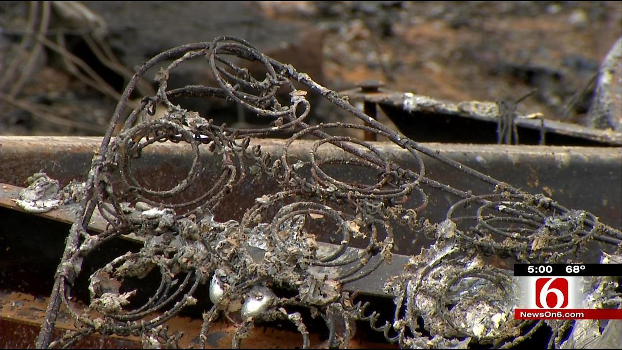 Skiatook Teen Dies In Camper Trailer Fire