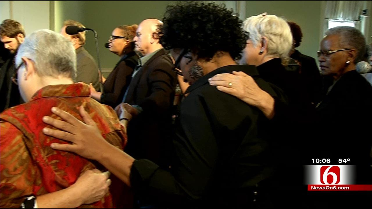 Tulsa Mother Freed By DNA Evidence Finds Solace With Church Family
