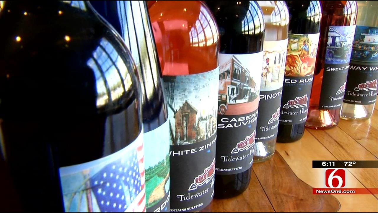 Owners Of Historic School, Winery Aim To Preserve History