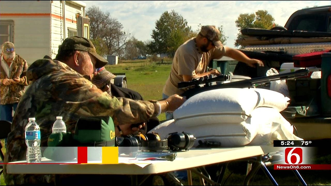'Great Deer Hunt' Makes Difference In Lives Of Oklahoma's Disabled Veterans