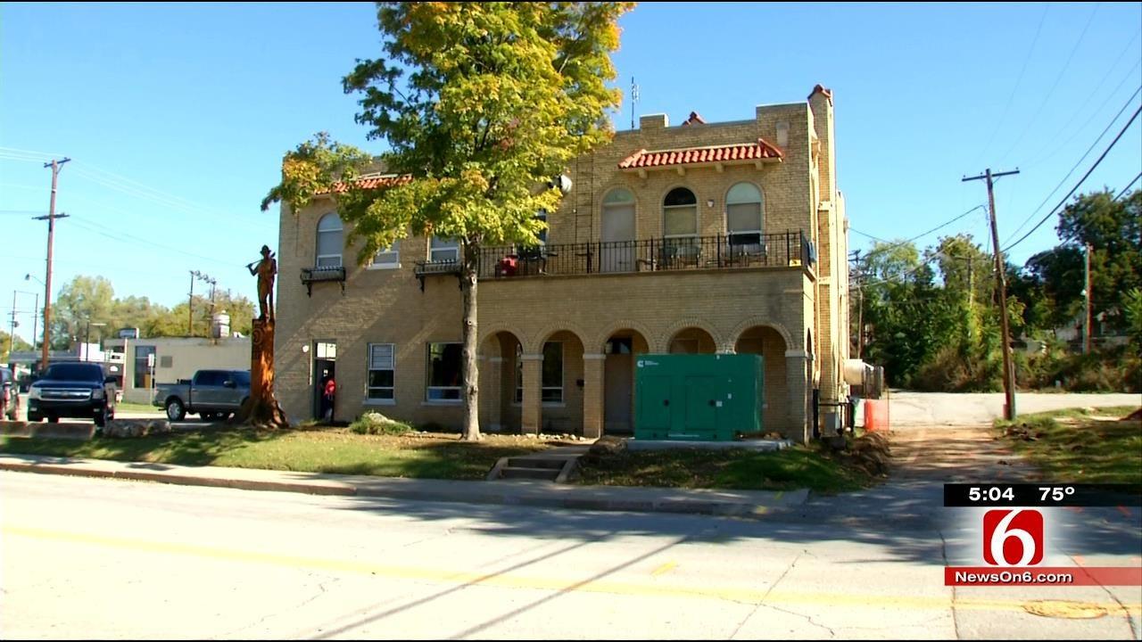 New Station Generators Help Tulsa Firefighters Stay Winter Weather Ready