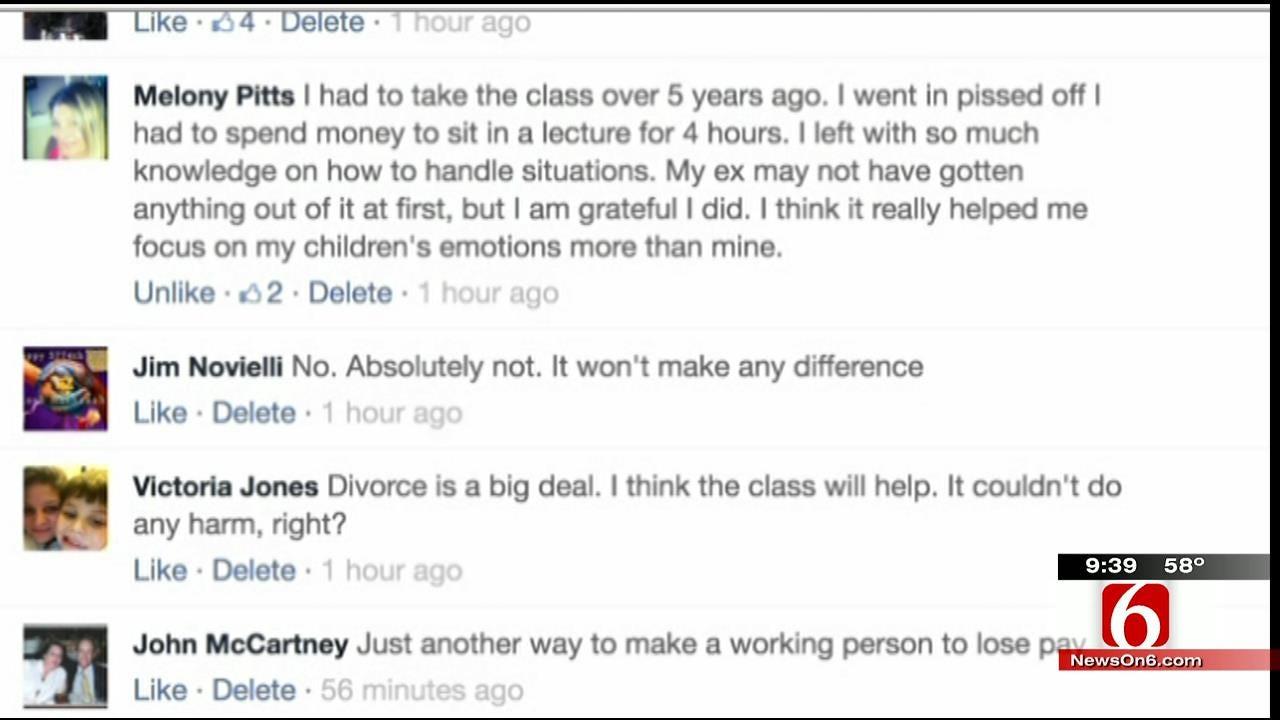 OK Talk: Could A Class About Divorce Change Couples Minds?