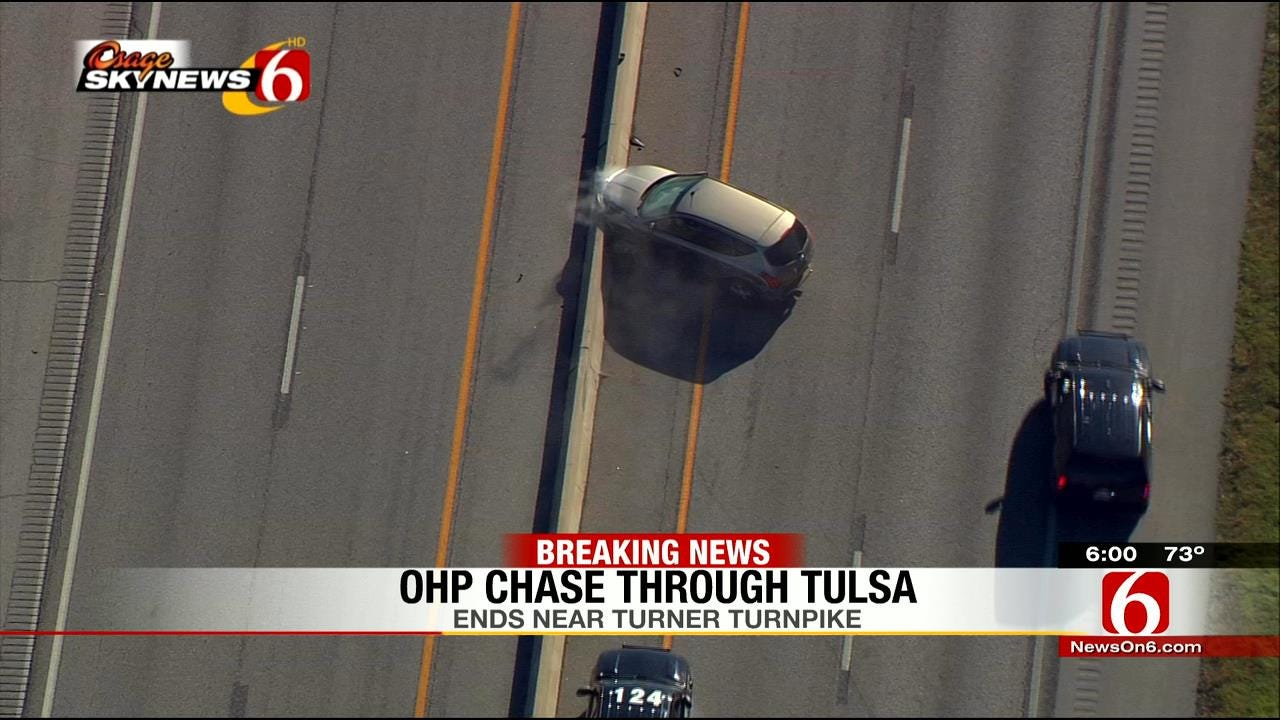 WEB EXTRA: Pilot Will Kavanagh Recaps Police Pursuit On I-44
