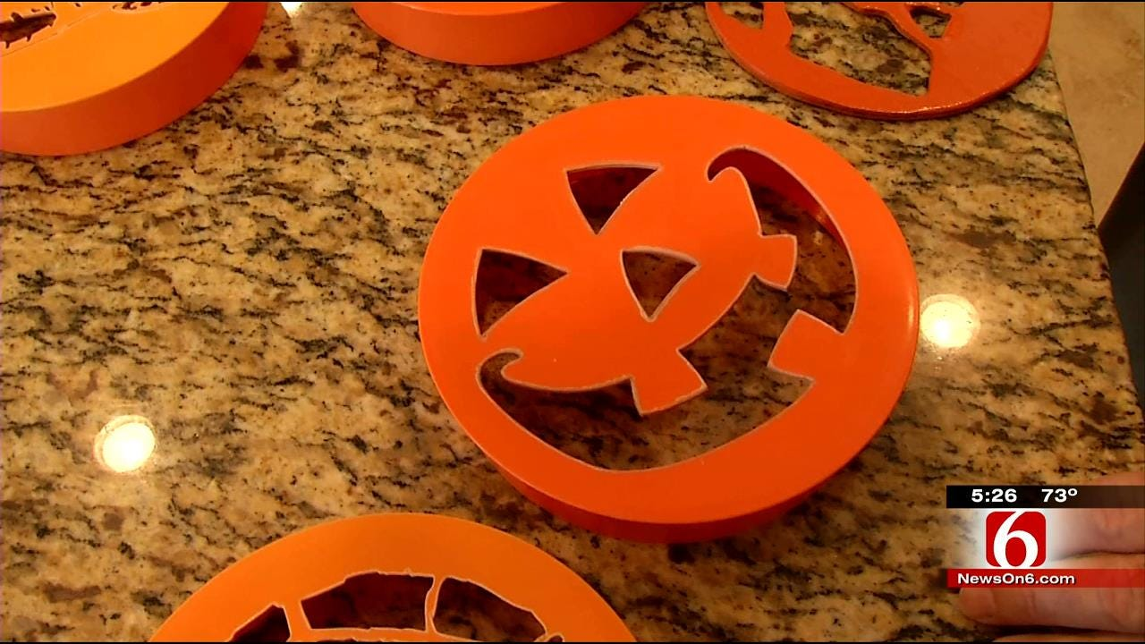 Pumpkins Made Easy: Tulsa Couple Simplifies Jack-O-Lantern Process