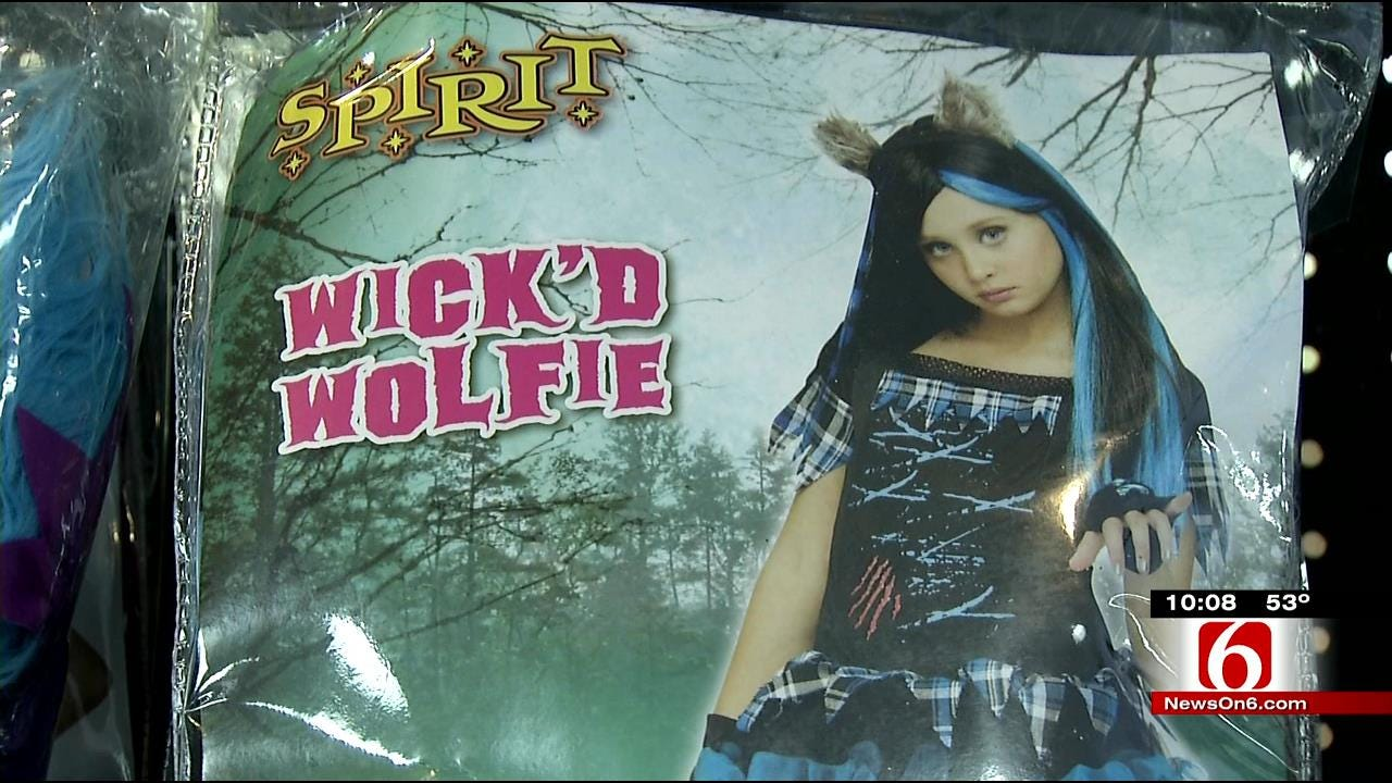 Adult Halloween Costumes Being Marketed To Tulsa Teens