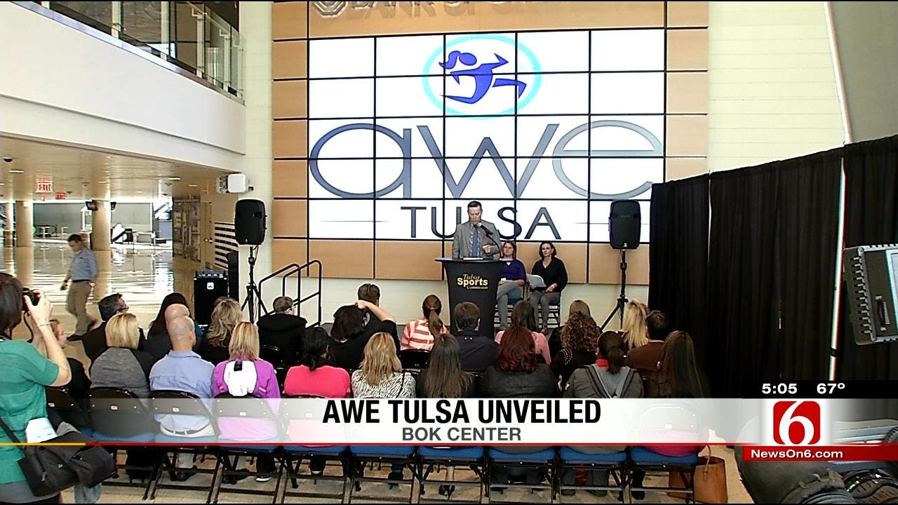 Organization Aims To Push Female Athletics In Tulsa