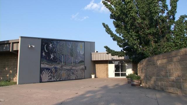WEB EXTRA: Video Of Now Vacant Tulsa's Mayo Demonstration Academy School
