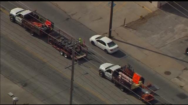 Osage SkyNews 6 HD: Workers Prepare For Resurfacing Project On South Peoria
