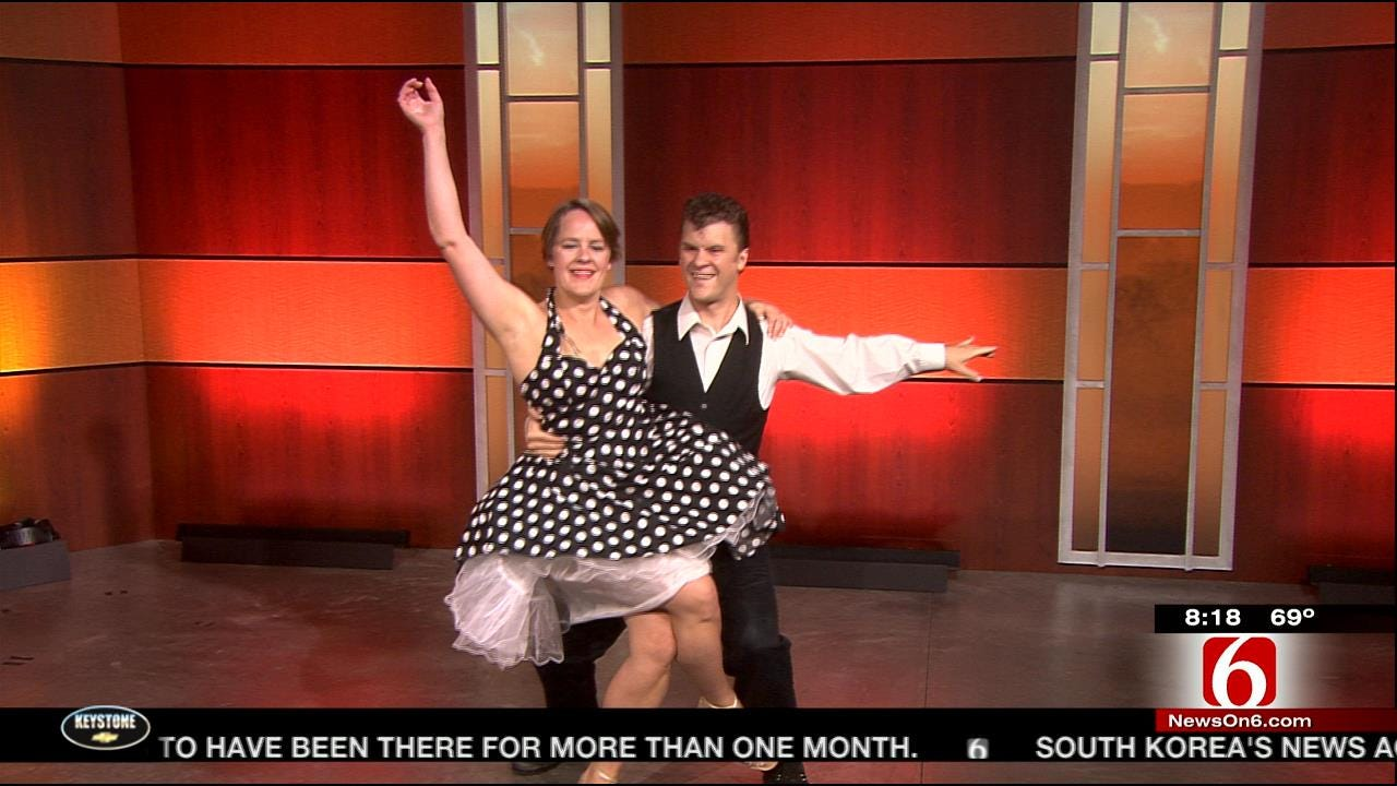 School Hosting 2nd Annual Dancing With Tulsa Stars