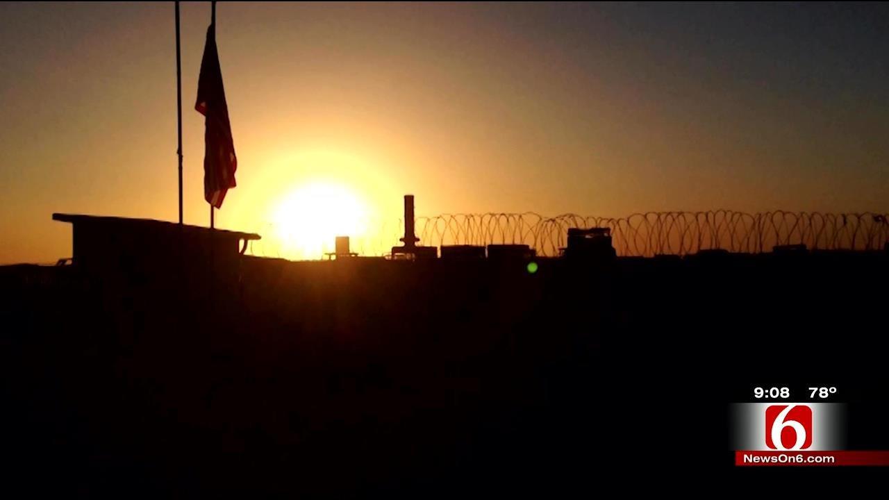 U.S. Marines End Afghan Operations