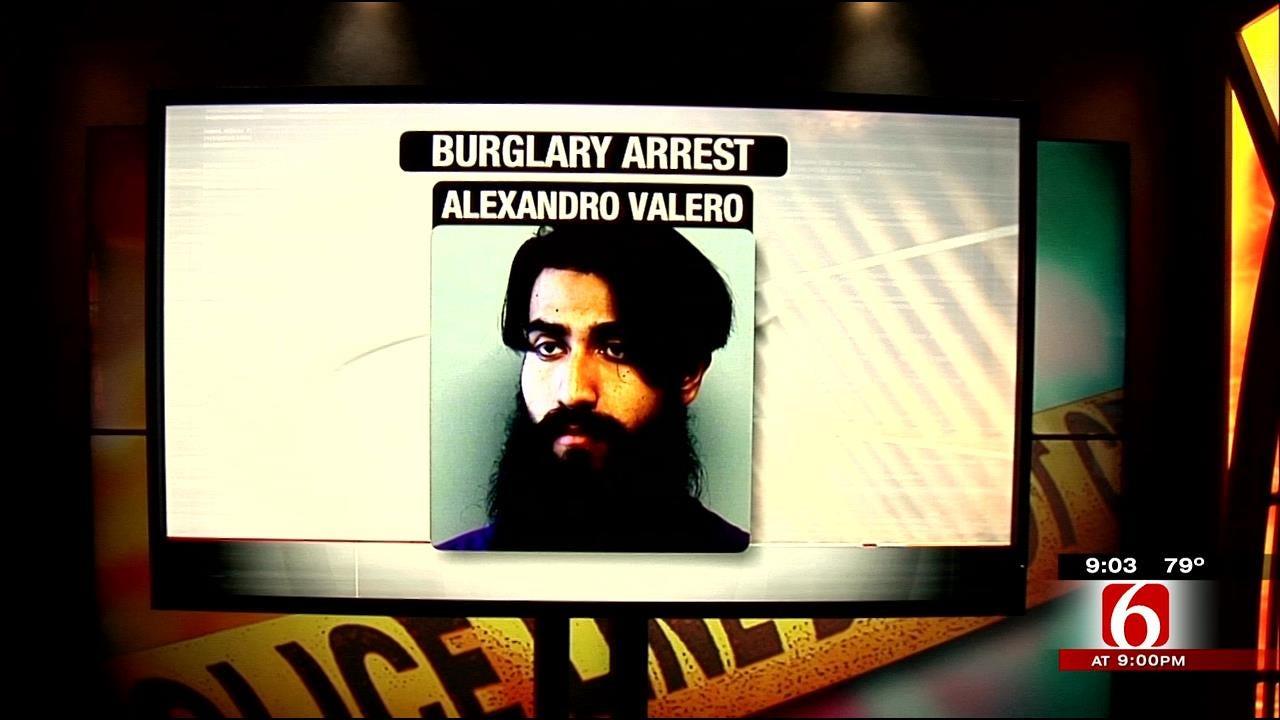 Tulsa Burglar Calls Locksmith