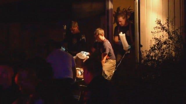 WEB EXTRA: Tulsa Man Kills Mother Of Three, Shoots Himself