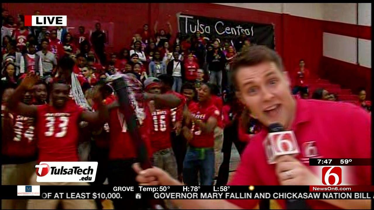 Tulsa Tech Spirit Stick Season 4: Central High School