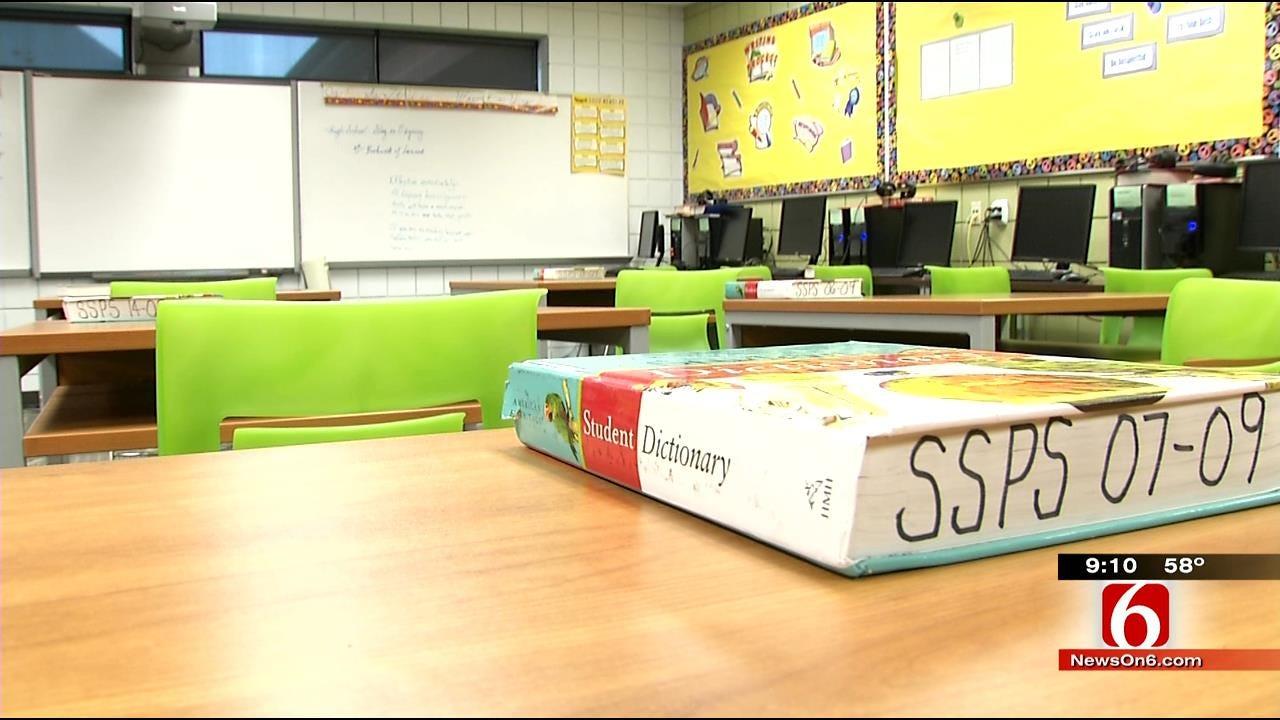 Teacher Tapping Into Creative Side Of Tulsa Boys Home
