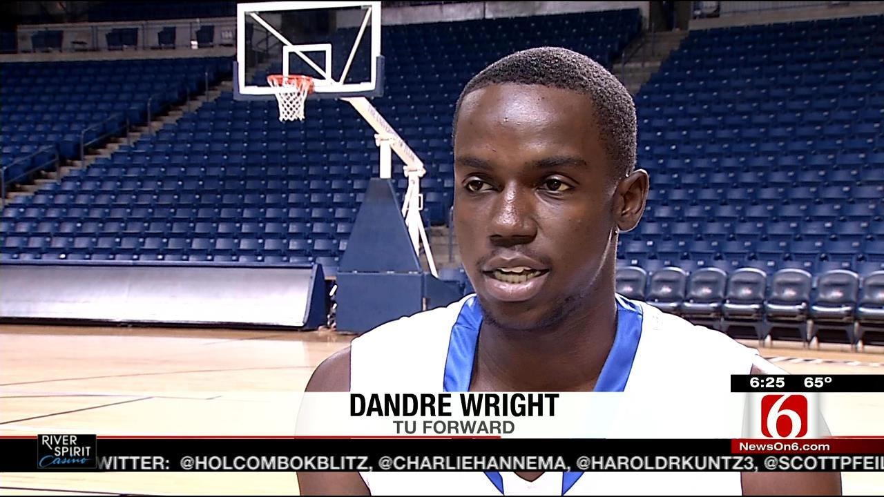 TU Basketball Hosts Media Day