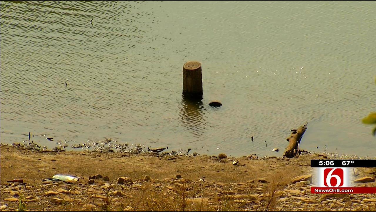 Corp Of Engineers Hopes To Improve Skiatook Lake Levels