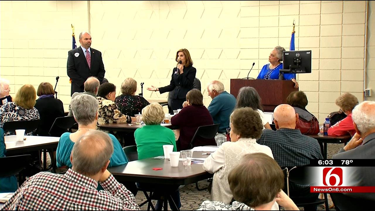 Candidates For State Superintendent Debate At Tulsa Service Center