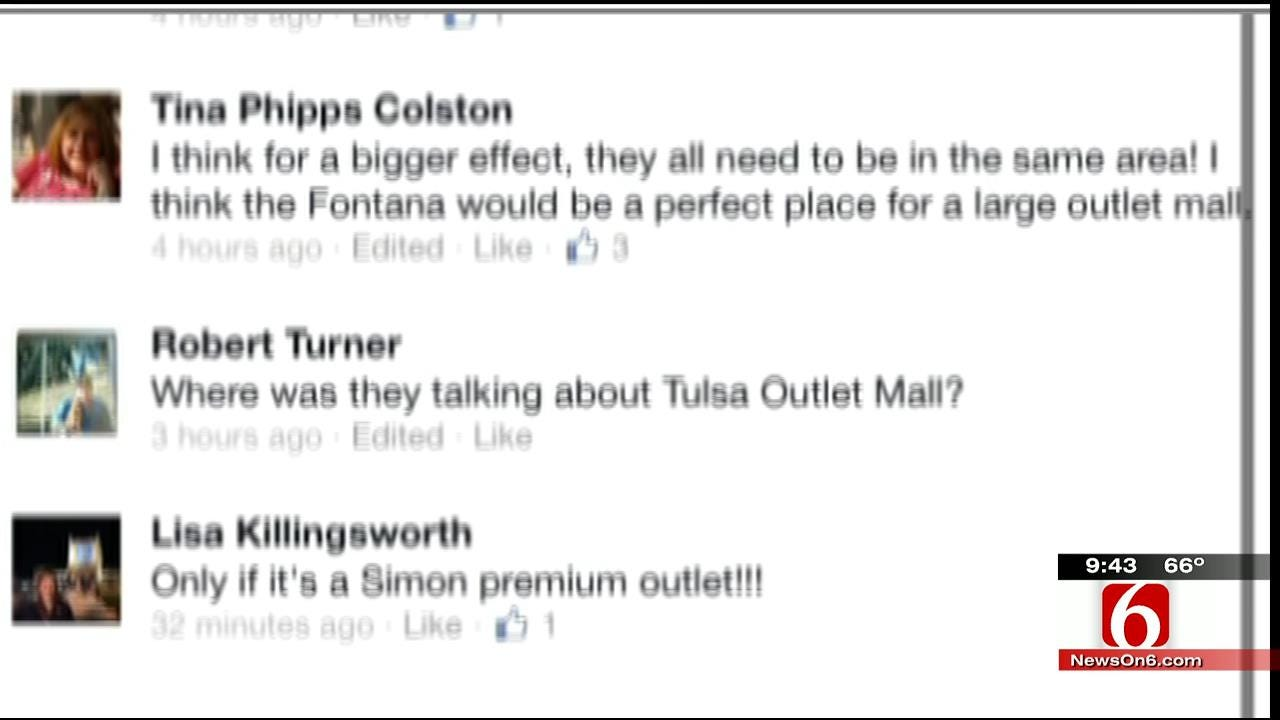OK Talk: Can Tulsa Support Three Outlet Malls?