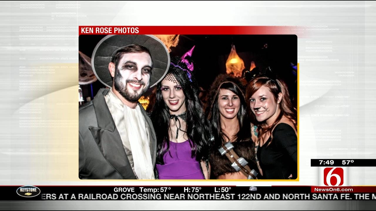 Tulsa's Annual Spider Ball Coming Up On October 25, 2014