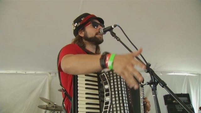 Tulsa Oktoberfest Polka Band Members Say They're Keeping It Young - And Bizarre