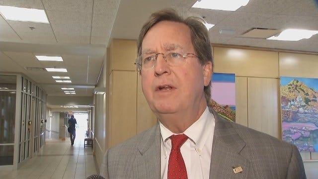 WEB EXTRA: Tulsa Mayor Dewey Bartlett Talking About Prescription Drug Overdose And Abuse