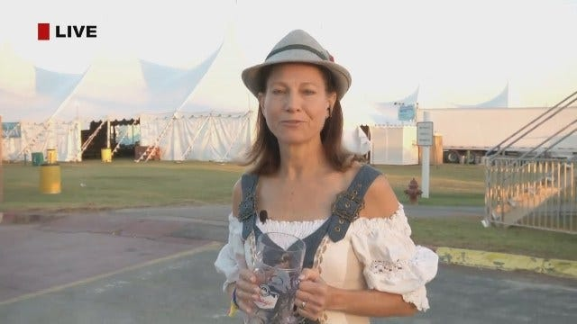6 In The Morning Previews Oktoberfest In West Tulsa