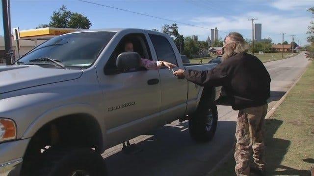 Councilors Meet, Discuss Increase In Tulsa Panhandlers