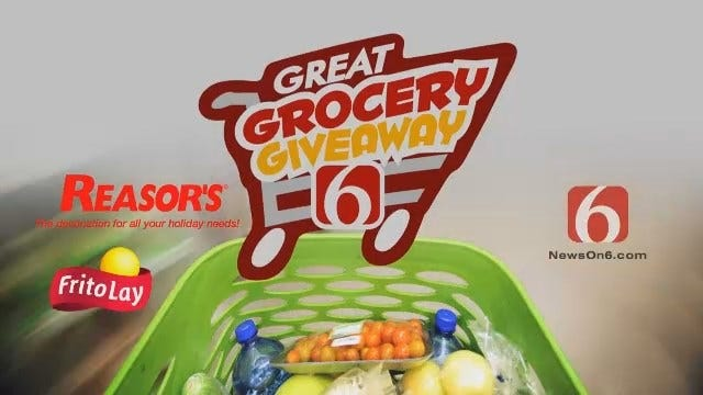 Great Grocery Giveaway 2014