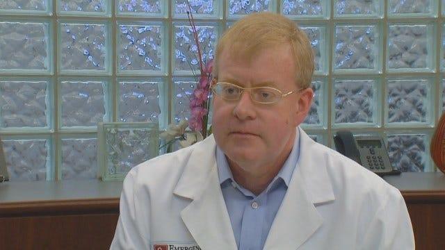 WEB EXTRA: Emergency Management Medical Director, Dr. Jeffery Goodloe