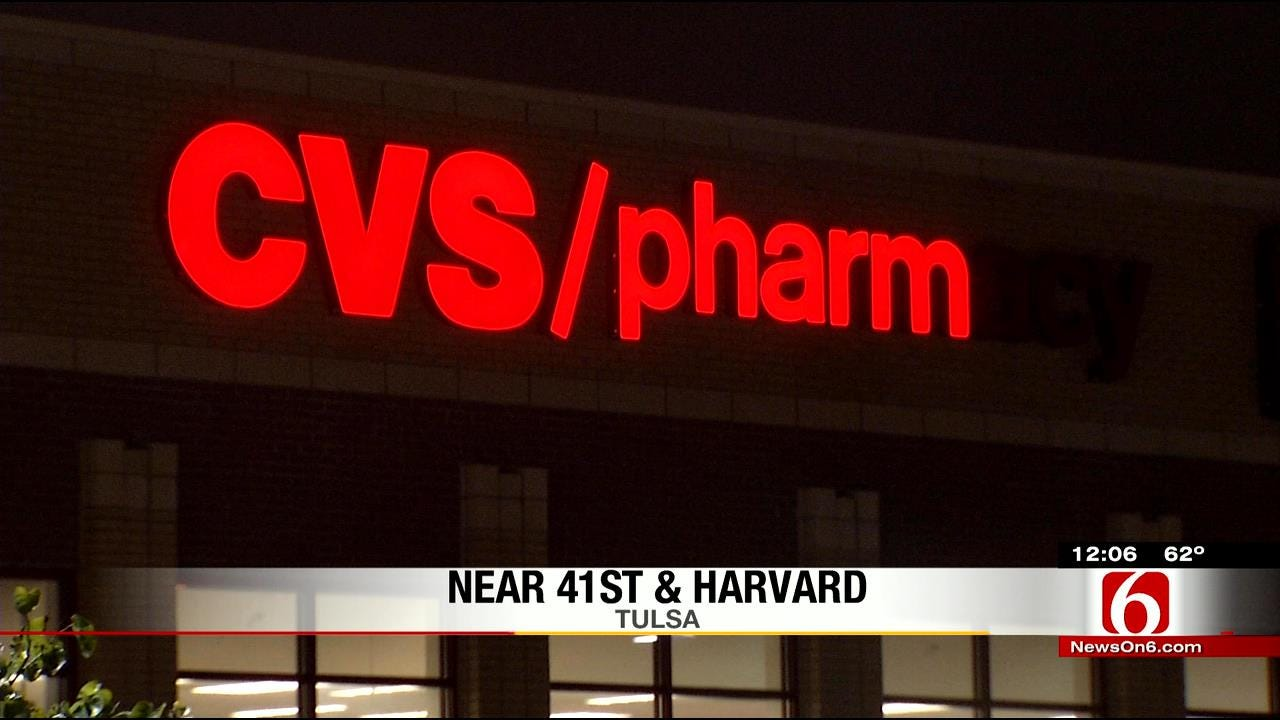 Tulsa Midtown CVS Pharmacy Robbed