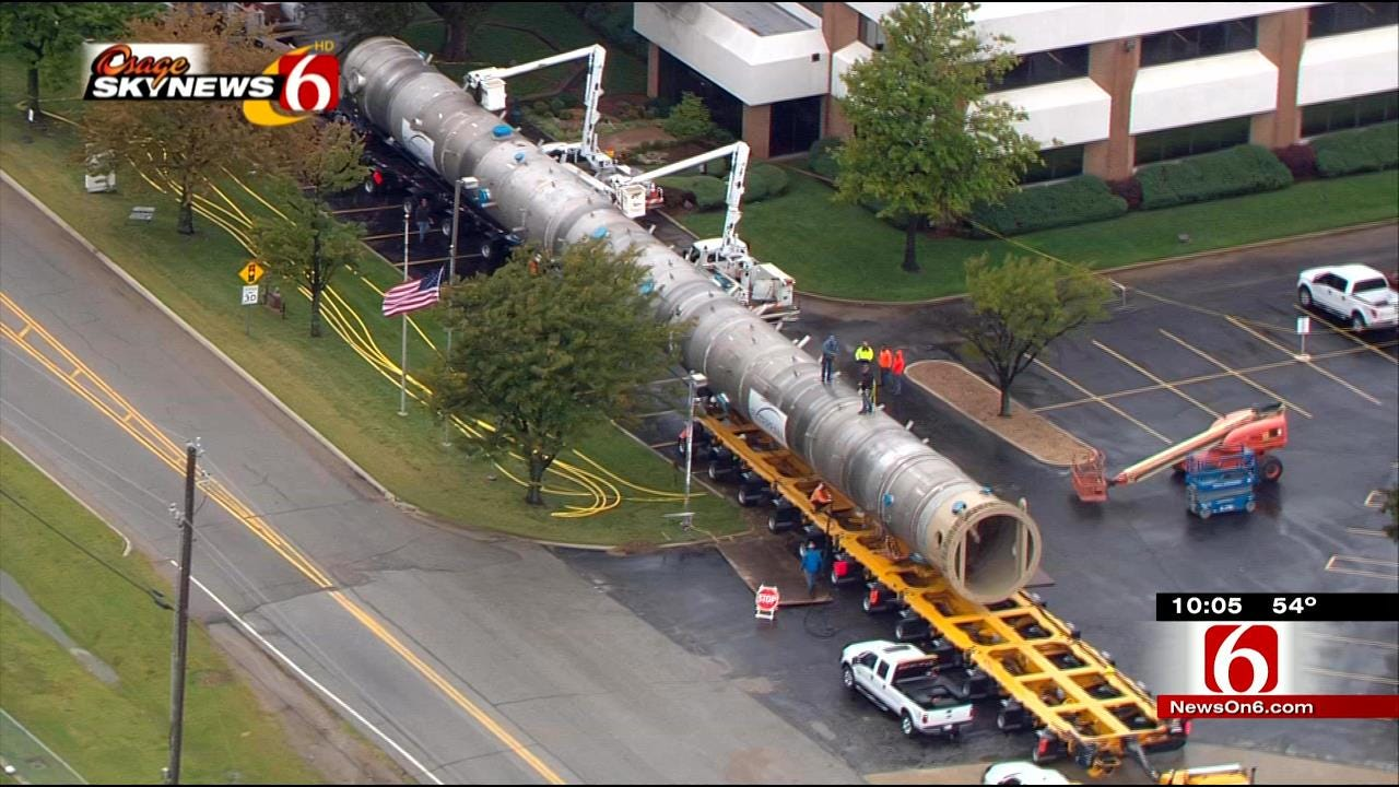 Transport Of Huge Object Postponed