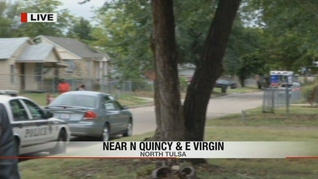North Tulsa Standoff Ends With Arrest