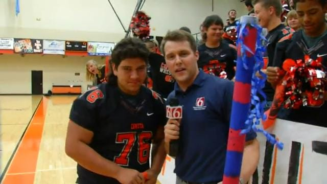 Tulsa Tech Spirit Stick Season 4 - Coweta High School