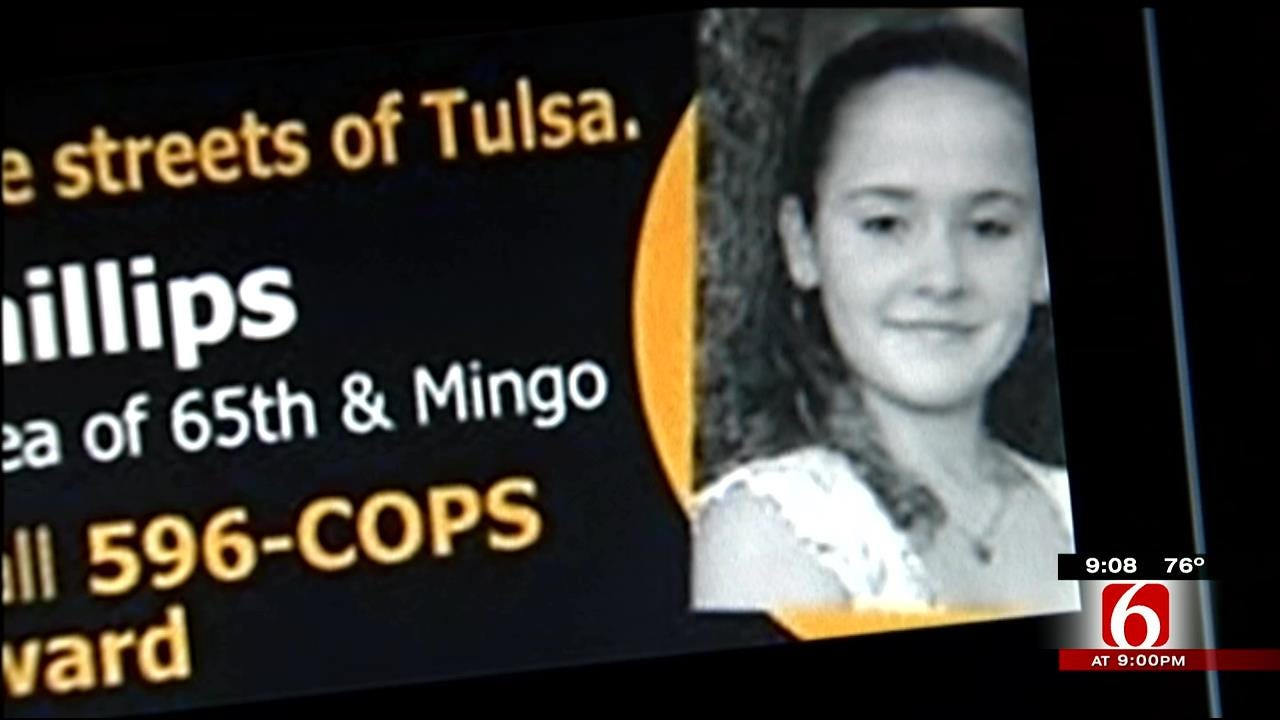 Tulsa Police Work New Tip For 10-Year-Old Rape Case