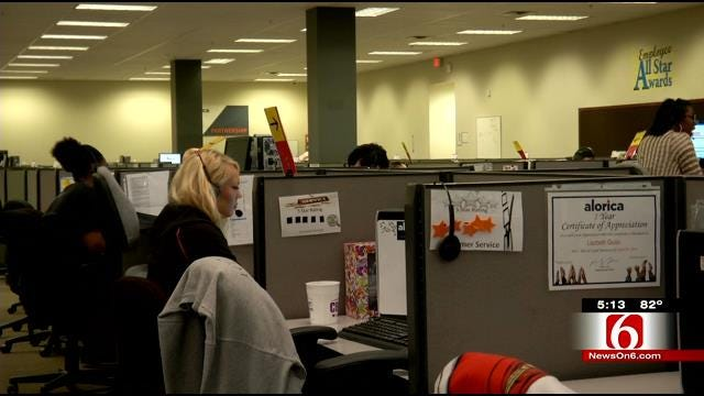 Tulsa Call Center Looking To Fill Hundreds Of Positions