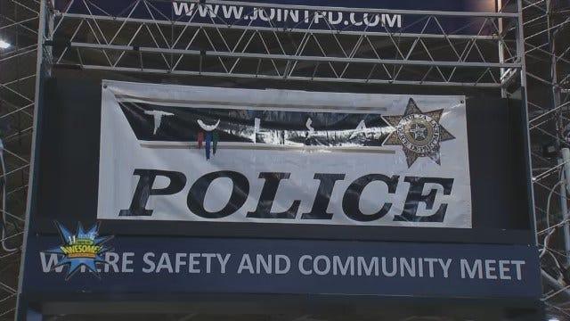 Tulsa Police Use Fair To Help Track Missing People