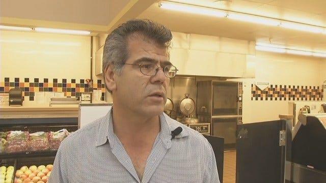 WEB EXTRA: Tour Gateway Market With Owner Antonio Perez.