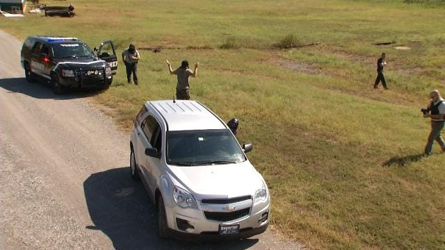 Deputies For The Mayes County Sheriff's Office Get Some Valuable Training