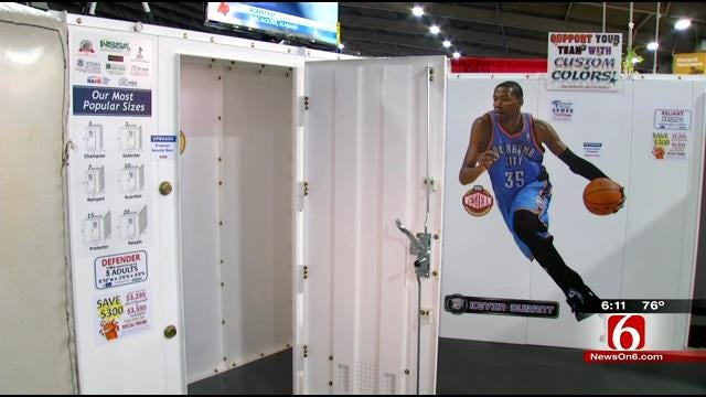 Big Name Retailers Now Selling DIY Storm Shelters To Oklahomans