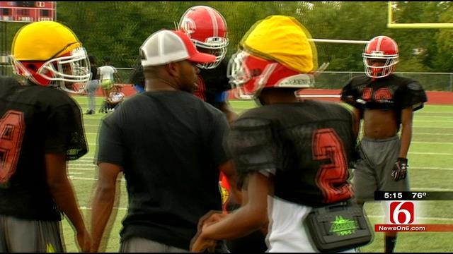 Central High School Football Coach Puts Academics Before Gridiron