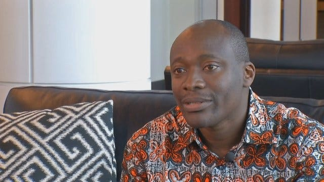 WEB EXTRA: Tokunbo Adejuwon Talks About Dealing With Ebola In Nigeria